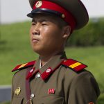 The North Korean Soldier and the Ick Factor
